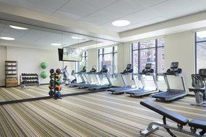 Fitness/ Exercise Room - Kimpton Journeyman Hotel Downtown Milwaukee