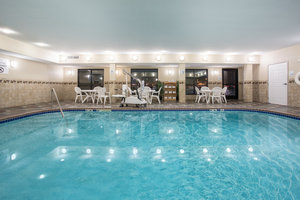Pool - Holiday Inn Express Hotel & Suites Fort Collins