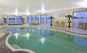 Pool - Holiday Inn Express Hotel & Suites Dieppe