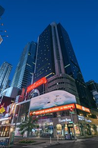 Exterior view - Crowne Plaza Hotel Times Square New York
