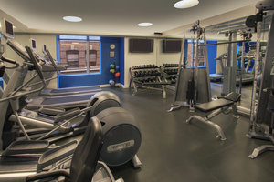 Fitness/ Exercise Room - Kimpton Nine Zero Hotel Boston
