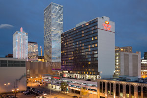 Exterior view - Crowne Plaza Hotel Downtown Denver