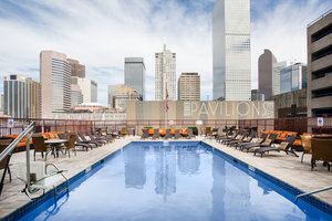 Pool - Crowne Plaza Hotel Downtown Denver