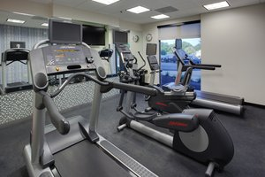 Fitness/ Exercise Room - Holiday Inn Express Hotel & Suites Laurel