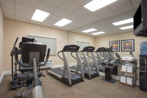 Fitness/ Exercise Room - Holiday Inn Express Downtown Phoenix