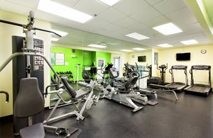 Fitness/ Exercise Room - Holiday Inn Resort Orlando Suites Waterpark