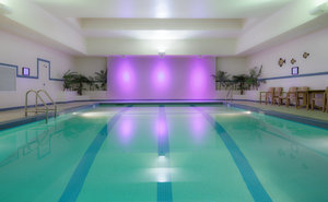 Pool - Crowne Plaza Hotel Moncton