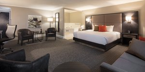 Room - Crowne Plaza Hotel Moncton