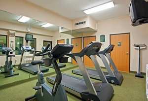 Fitness/ Exercise Room - Holiday Inn Express Harmarville