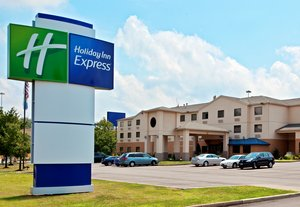 Exterior view - Holiday Inn Express Harmarville