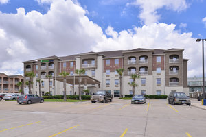Exterior view - Holiday Inn Express Hotel & Suites North Padre Island Corpus Christi
