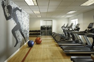 Fitness/ Exercise Room - Sheraton Hotel Sioux Falls