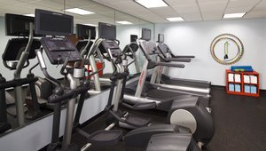 Fitness/ Exercise Room - Kimpton Onyx Hotel Boston