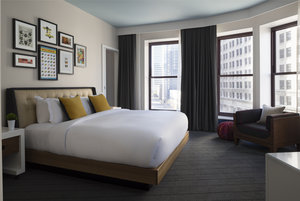 Room - Kimpton Schofield Hotel Downtown Cleveland