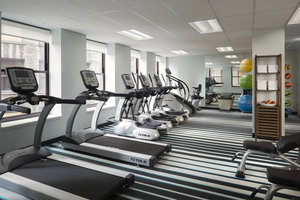 Fitness/ Exercise Room - Kimpton Schofield Hotel Downtown Cleveland