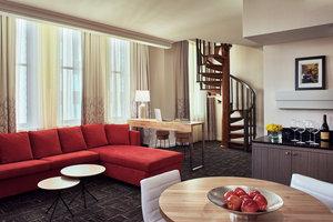 Suite - Kimpton Hotel Vintage Portland