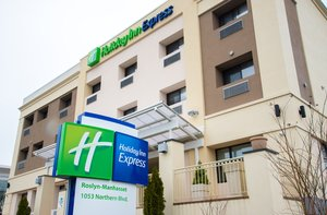 Exterior view - Holiday Inn Express Roslyn