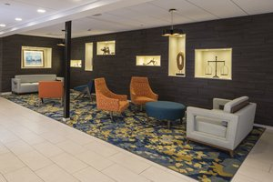 Lobby - Crowne Plaza Hotel South Pittsburgh