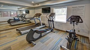 Fitness/ Exercise Room - Holiday Inn Express Roslyn