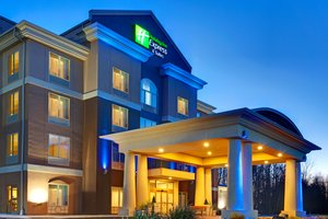 Exterior view - Holiday Inn Express Hotel & Suites Hamburg
