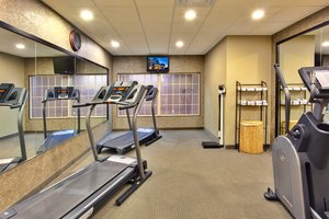 Fitness/ Exercise Room - Holiday Inn Express Hotel & Suites Hamburg