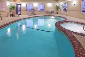 Pool - Holiday Inn Express Hotel & Suites Denton