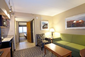 Suite - Holiday Inn Hotel & Suites Waterfront Duluth