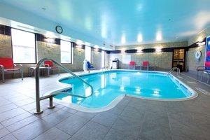 Pool - Holiday Inn Express West Acres Fargo