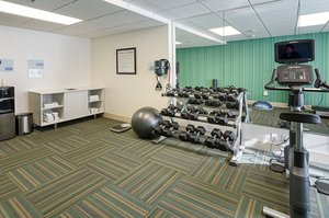 Fitness/ Exercise Room - Holiday Inn Express Lexington