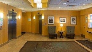 Lobby - Holiday Inn River Centre St Paul