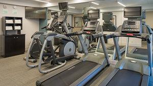 Fitness/ Exercise Room - Holiday Inn River Centre St Paul