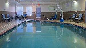 Pool - Holiday Inn River Centre St Paul