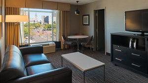 Suite - Holiday Inn River Centre St Paul