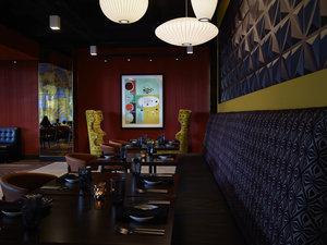 Restaurant - Intercontinental Hotel Riverfront Saint Paul