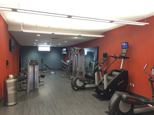 Fitness/ Exercise Room - Intercontinental Hotel Riverfront Saint Paul