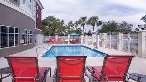Pool - Holiday Inn Express Hotel & Suites North St Petersburg