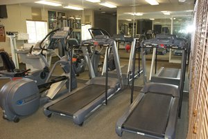 Fitness/ Exercise Room - Candlewood Suites Bordentown