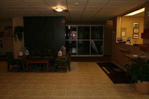 Lobby - Candlewood Suites Bordentown