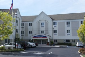 Exterior view - Candlewood Suites Bordentown