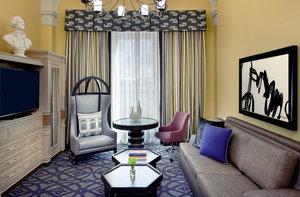 Suite - Kimpton Hotel Monaco DC