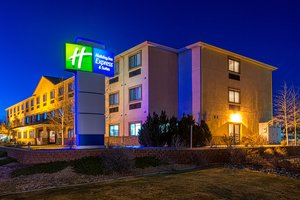 Exterior view - Holiday Inn Express Hotel & Suites Alamosa