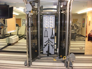 Fitness/ Exercise Room - Candlewood Suites Richfield
