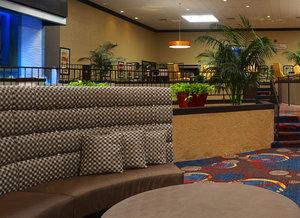 Lobby - Holiday Inn Airport Convention Center Corpus Christi