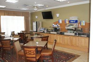 Restaurant - Holiday Inn Express Fayetteville