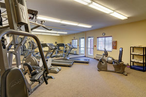 Fitness/ Exercise Room - Candlewood Suites Enterprise
