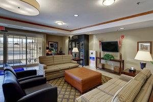 Lobby - Candlewood Suites Enterprise