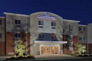 Exterior view - Candlewood Suites Enterprise