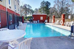 Pool - Candlewood Suites Enterprise