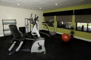 Fitness/ Exercise Room - Holiday Inn Express Hotel & Suites Marion