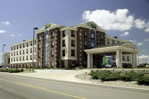 Exterior view - Holiday Inn Express Hotel & Suites Marion
